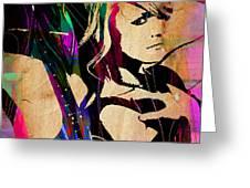 Miranda Lambert Collection Greeting Card