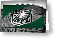 Philadelphia Eagles Greeting Card