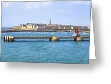 Saint-malo - Brittany Greeting Card