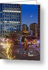 Salt Lake City Utah Greeting Card