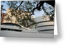 The Guggenheim Greeting Card