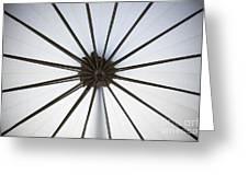 Umbrella Greeting Card
