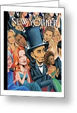 New Yorker February 25th, 2013 Greeting Card