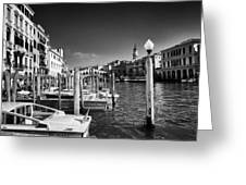 Venetian Cityscape Greeting Card