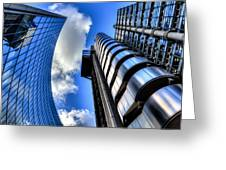 Willis Group And Lloyd's Of London  Greeting Card