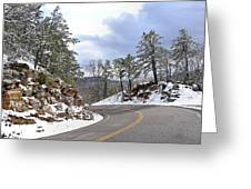 Route 60 Virginia Greeting Card