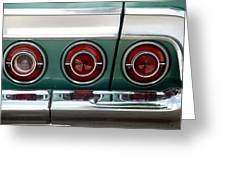 64 Impala Greeting Card