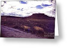 670 Sl Tuzigoot  2 Greeting Card