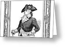 Anthony Wayne (1745-1796) Greeting Card