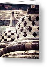 Borobudur Temple Greeting Card
