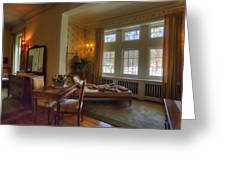 Glensheen Mansion Duluth Greeting Card
