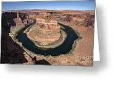 Horseshoe Bend Greeting Card