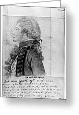 James Wolfe (1727-1759) Greeting Card