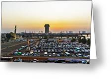 Jeddah Greeting Card