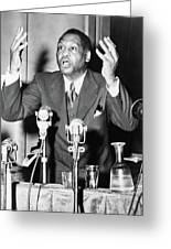 Paul Robeson (1898-1976) Greeting Card