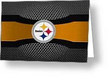 Pittsburgh Steelers Greeting Card