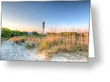 Sandy Shore Greeting Card