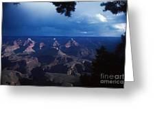 720 Sl Grand Canyon 20 Greeting Card