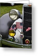 Classic Dodge Greeting Card