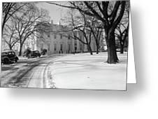 Washington, D Greeting Card
