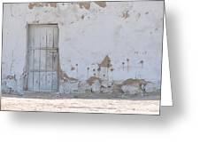 El Farafar Oasis Greeting Card