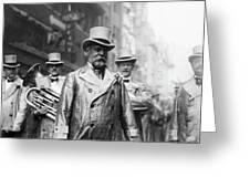 John Philip Sousa (1854-1932) Greeting Card