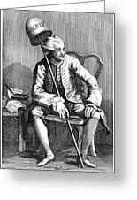 John Wilkes (1727-1797) Greeting Card