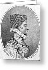 Lady Jane Grey (1537-1554) Greeting Card