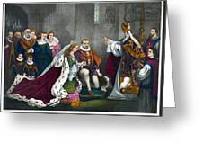 Mary, Queen Of Scots Greeting Card