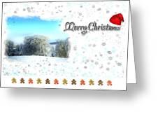 Christmas Card 24 Greeting Card