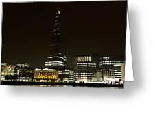 South Bank London Greeting Card