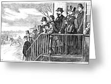 Ulysses S Greeting Card
