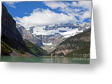 852p Lake Louise Canada Greeting Card