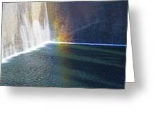 9-11 Memorial Greeting Card