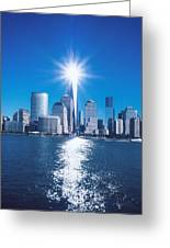 9/11 Memorial Greeting Card