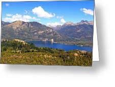 Bariloche Argentina Greeting Card