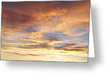Bright Sky  Greeting Card