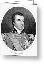 Duke Of Wellington (1769-1852) Greeting Card