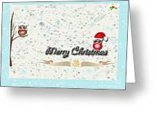 Christmas Card 29 Greeting Card