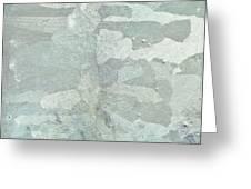 Metal Background Greeting Card