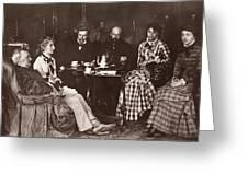 Richard Wagner (1813-1883) Greeting Card