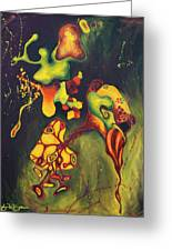 911 Fruit Greeting Card