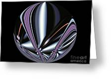 Digital Art Greeting Card