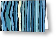 A Bent Wood Greeting Card