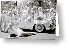 Inspirational Marilyn Greeting Card