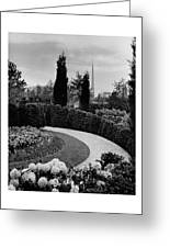 A Bobbink & Atkins Garden Greeting Card