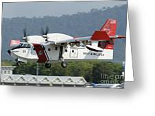 A Bombardier Aerospace Cl-415 Mp Greeting Card