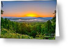 A Brighter Day Is Coming Greeting Card