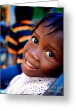 A Child's Smile Is One Of Life's Greatest Blessings Greeting Card