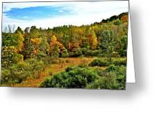 A Cleveland Landscape Greeting Card